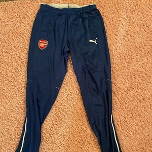 Arsenal F.C. authentic training pants